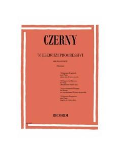 Czerny Carl - 70 esercizi progressivi