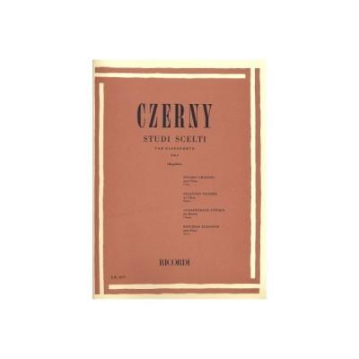 Czerny Carl - Studi scelti vol.1