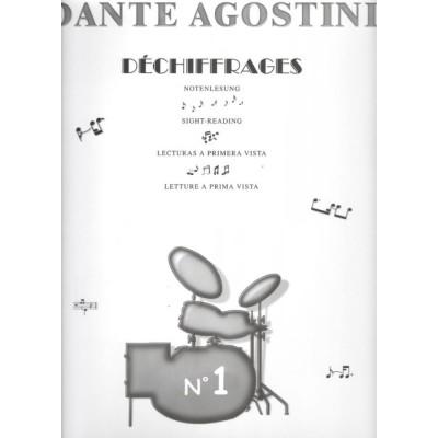 Dante Agostini - Letture a Prima Vista Vol.1
