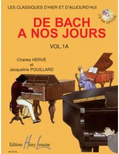 Hervè Pouillard - De Bach à nos jours - Vol. 1a