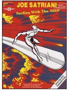 Joe Satriani - Surfing with Alien
