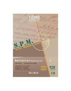 Lizard SPM - Batteria Percussioni Vol.1