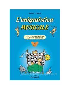 Maria Vacca - L'Enigmistica Musicale Vol.2