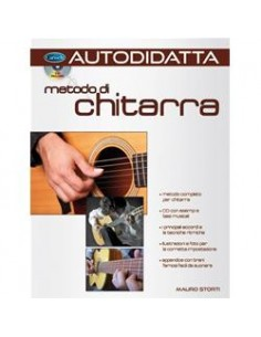 Storti Mauro - Chitarrista Autodidatta + CD