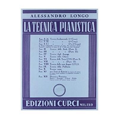 Alessandro Longo - Tecnica Pianistica Vol. 4