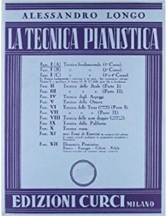 Alessandro Longo - Tecnica Pianistica Vol. 8