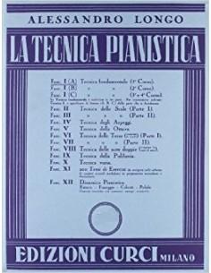 Alessandro Longo - Tecnica pianistica Vol. 9