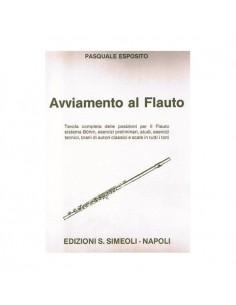 Esposito - Avviamento al Flauto