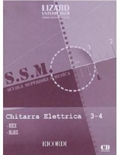 Lizard SSM - Chitarra Elettrica 3-4 (Rock Blues)