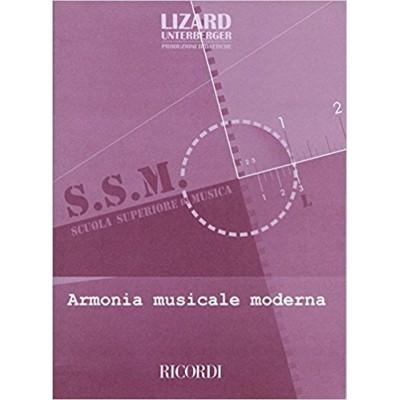 Lizard SSM - Armonia Musicale Moderna