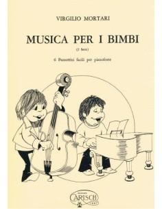 Mortari - Musica per i bimbi - Prima Serie