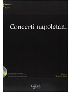 Nasillo - Concerti Napoletani per violoncello e archi + CD
