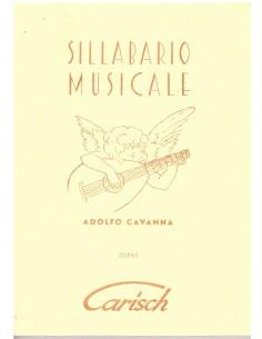 Cavanna - Sillabario Musicale