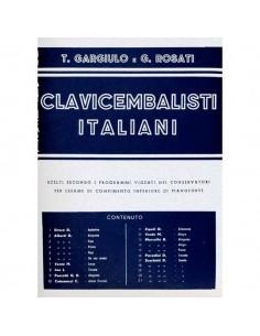 Gargiulo Rosati - Clavicembalisti Italiani