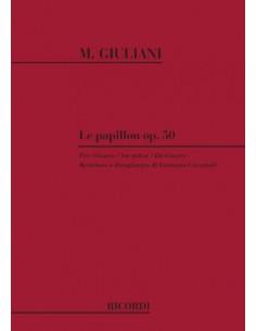 Giuliani - Le papillon op.50
