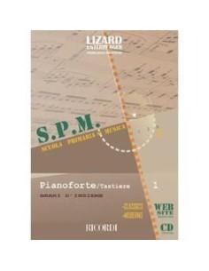 Lizard SPM - Pianoforte Tastiere 1 Brani d'insieme