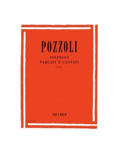 Pozzoli Ettore - Solfeggi Parlati e cantati Vol.2