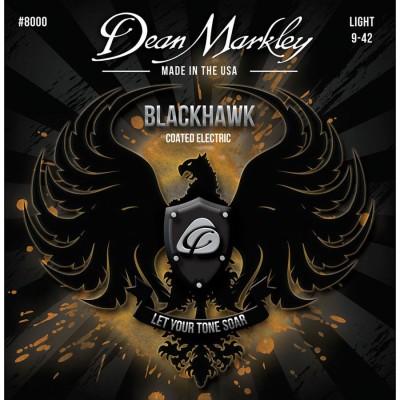 Dean Markley BlackHawk 09-42 Coated Elettrica