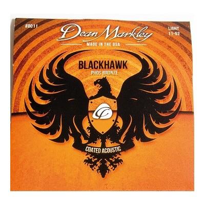 Dean Markley BlackHawk 11-52 Coated Acustica