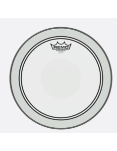 Remo P3-0312-C2 Powerstroke P3 Clear Top Clear Dot 12