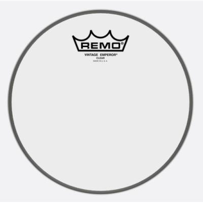 Remo VE-0308-00 Vintage Emperor Clear 8