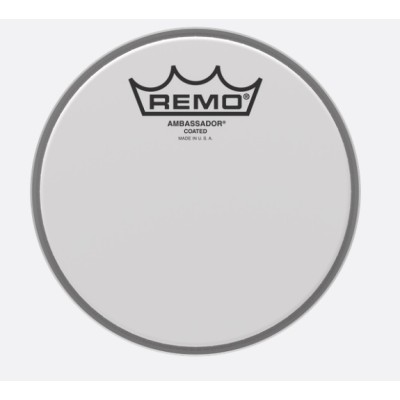 Remo BA-0106-00 Ambassador Coated 6