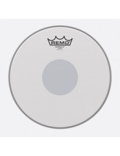 Remo BX-0112-10 Emperor X Bottom Black Dot 12