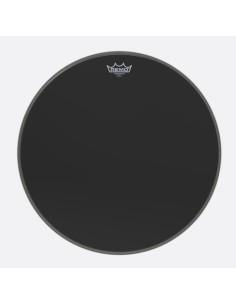 Remo ES-1020-00 Ambassador Ebony Bass 20