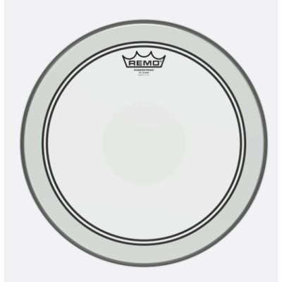 Remo P3-0313-C2 Powerstroke P3 Clear Top Clear Dot 13