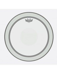 Remo P3-0316-C2 Powerstroke P3 Clear Top Clear Dot 16