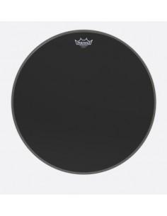 Remo P3-1020-ES Powerstroke P3 Ebony Resonant Bass 20