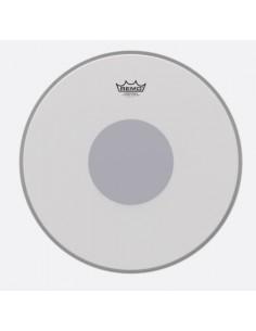 Remo P3-1118-10 Powerstroke P3 Bottom Black Dot Coated 18