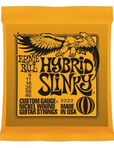 Ernie Ball Hybrid Slinky 09-46 Elettrica 2222