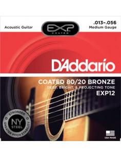 D'Addario EXP12 80/20 Bronze 13-56