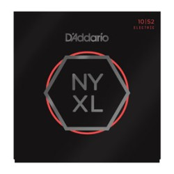 D'Addario NYXL1052 Elettrica 10-52