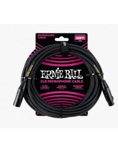 Ernie Ball 6073 Cavo Microfonico XLR/XLR 7,5 mt