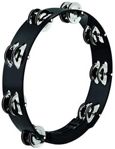 Meinl HTT10BK Tambourine da 10 Black