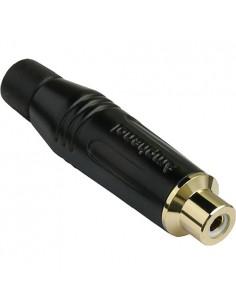 Amphenol ACJR-BLK Connettore RCA Femmina