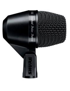 Shure PGA52 XLR Microfono Grancassa