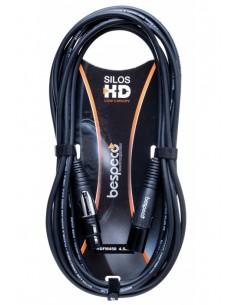 Bespeco HDFM600 XLR M - XLR F Cavo 6 mt