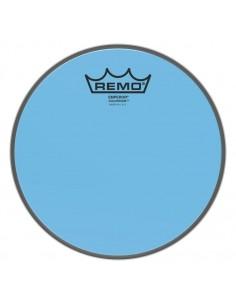 Remo BE-0310-CT-BU Emperor Colortone Pelle da 10 Blue