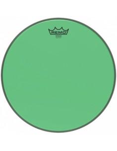 Remo BE-0314-CT-GN Emperor Colortone Pelle da 14 Verde