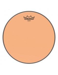 Remo BE-0312-CT-OG Emperor Colortone Pelle da 12 Orange