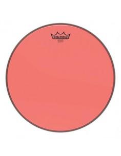 Remo BE-0314-CT-RD Emperor Colortone Pelle da 14 Red