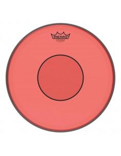Remo P7-0313-CT-RD Powerstroke77 Pelle per Rullante da 13 Red