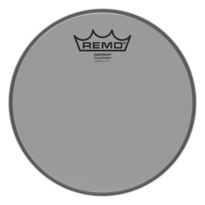 Remo BE-0308-CT-SM Emperor Colortone Pelle da 8 Smoke