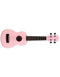 Leho MLUS-146MPP Ukulele soprano rosa