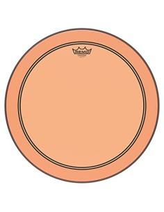 Remo P3-1318-CT-OG Colortone Powerstroke 3 Pelle per Grancassa da 18 Orange