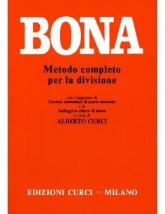 Bona - Metodo completo per la divisione [Ed. Curci]