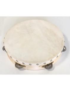 Croson C108 Tamburello con pelle naturale